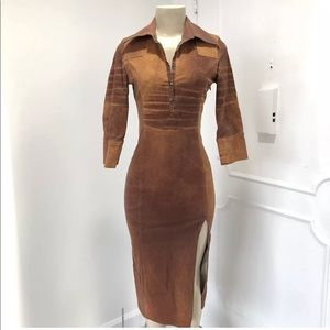 Authentic just Cavalli dress maxi long shirt tunic